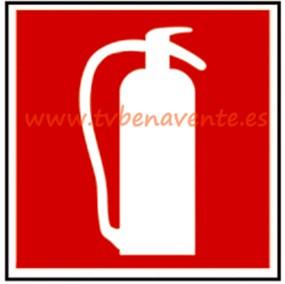 extintor incendio