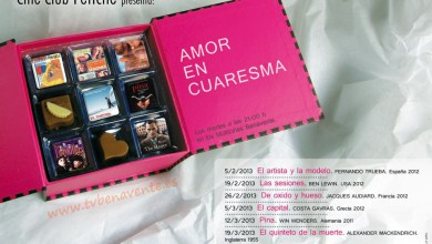 "Photo of CICLO DE CINE ""AMOR EN CUARESMA"""