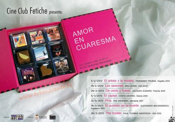 Cartel fetiche febrero 2013