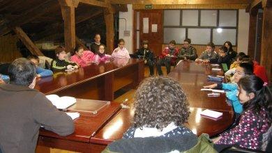 """Photo of Alumnos del Colegio Las Eras participan en el programa """"Conoce tu Ayuntamiento"""""""