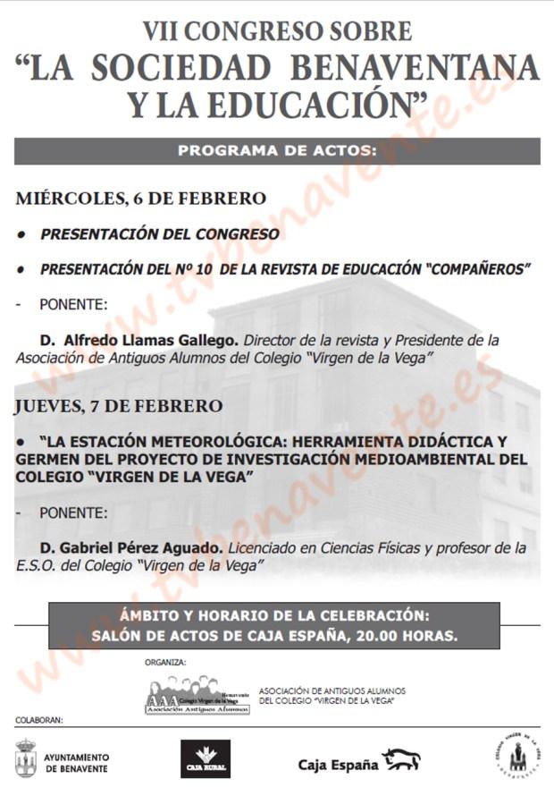VII congreso La Vega