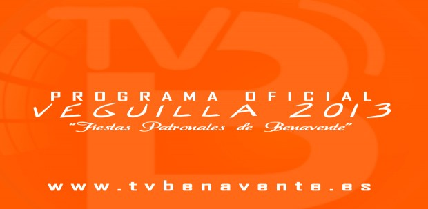 programa Veguilla 2013