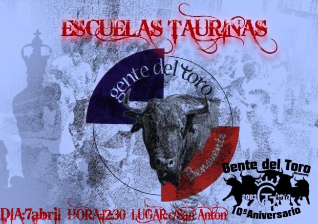 escuelas taurinas_Gente del toro