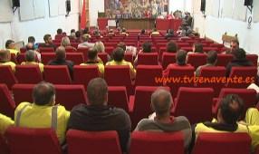Trabajadores Ayuntamiento de Benavente