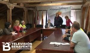reunion alcalde sindicatos
