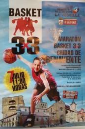 maratón basket 3x3