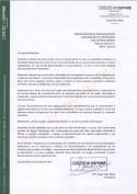 Carta directiva ceoe