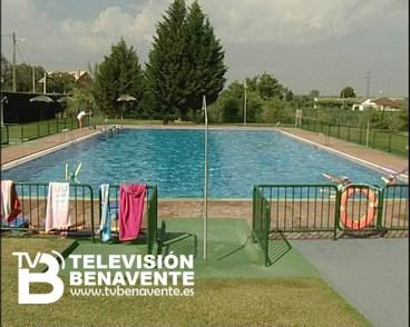 piscina benavente