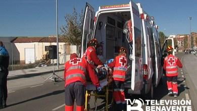 Photo of 7 MUJERES Y DOS HOMBRES HERIDOS EN UN ACCIDENTE DE TRÁFICO EN BENAVENTE