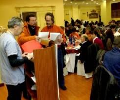 CENA DE LOS INOCENTES 28/12/2008 FOTO TICO LUCA