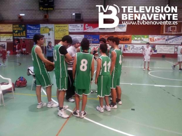 Baloncesto Veguilla Benavente