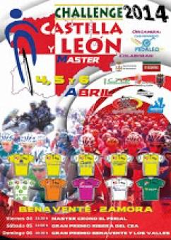CARTEL challenge castilla y León master 2014