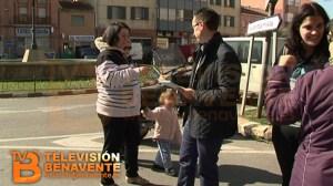PSOE reparto propaganda
