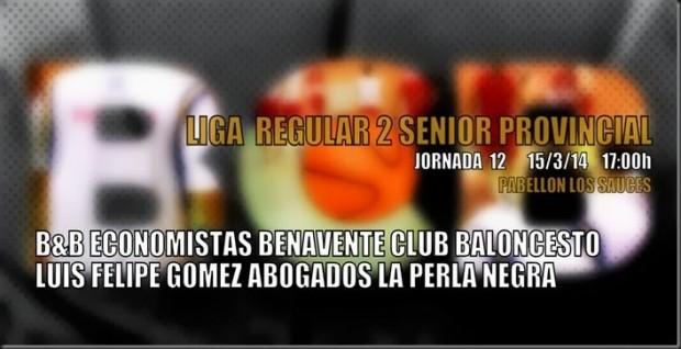 liga regular 2 senior provincial benavente club baloncesto