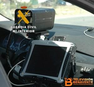 radar guardia civil