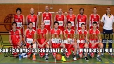Photo of CONVOCATORIAS BALONCESTO Y LOS SENIOR ANTE SU ÚLTIMO PARTIDO OFICIAL