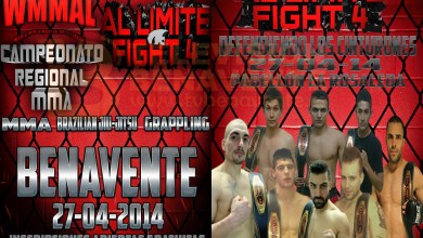 Photo of AL LIMITE FIGHT 4 EN BENAVENTE