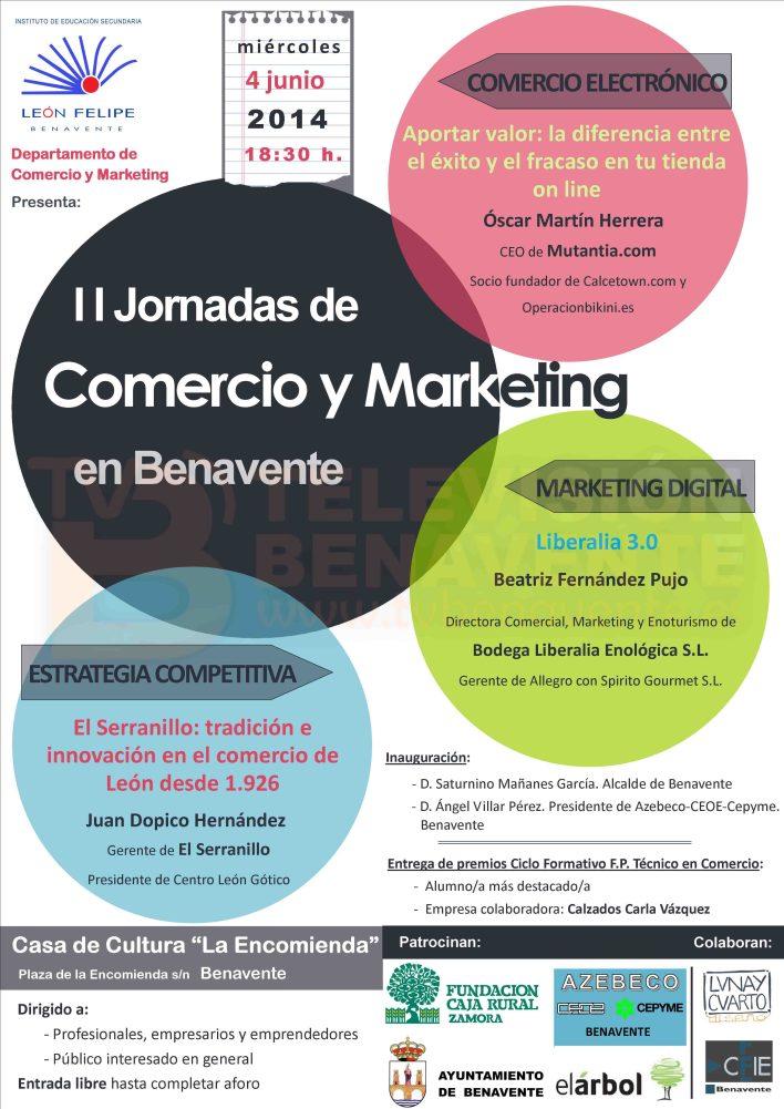 II Jornadas Comercio y Marketing en Benavente