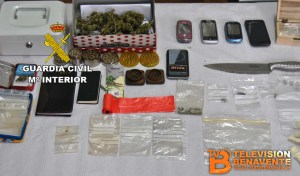 droga guardia civil mombuey