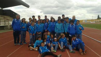 Photo of Agitado fin de semana para los atletas del Club Benavente Atletismo