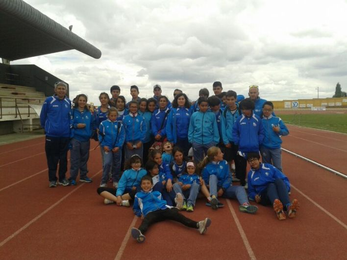 Benavente Atletismo en TORO-31-05-14