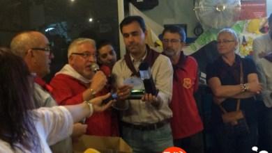 Photo of El presidente de la Diputación entrega 12.332,40 € en ayudas a las 13 peñas de las fiestas del Toro Enmaromado de Benavente