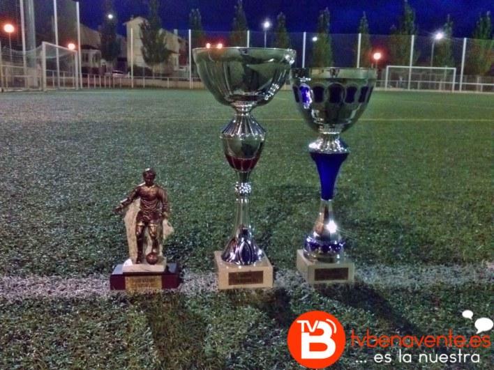 Trofeos Copa Municipal Fútbol 7