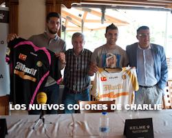 Photo of Charlie ficha por el Marfil Santa Coloma.
