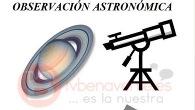 Photo of OBSERVACIÓN ASTRONÓMICA EN BENAVENTE