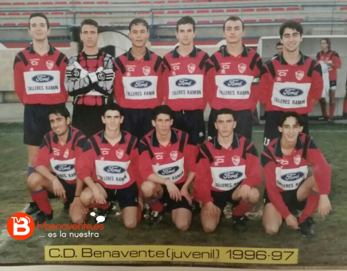cd benavente temporada 1996 1997