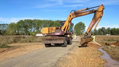 Photo of La concejalía de medio ambiente solicita la maquinaria de la diputación para el mantenimiento de caminos
