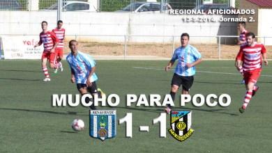 Photo of Un punto con sabor agridulce para el Racing ante el C.D Rioseco.