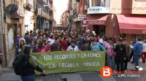 Manifestación Lomce 23102014_2