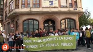Manifestación Lomce 23102014_8
