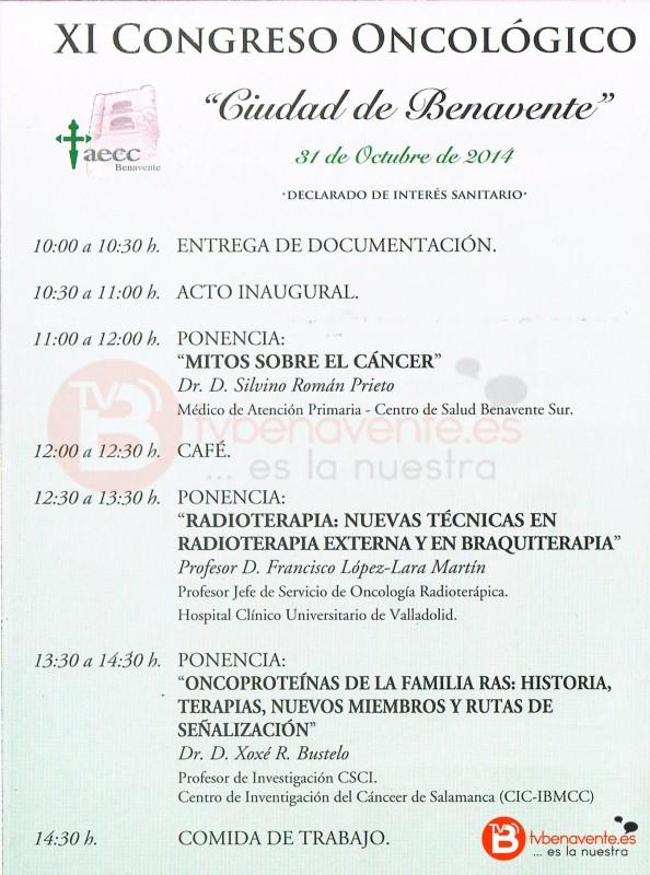 congreso oncologico 2014 2
