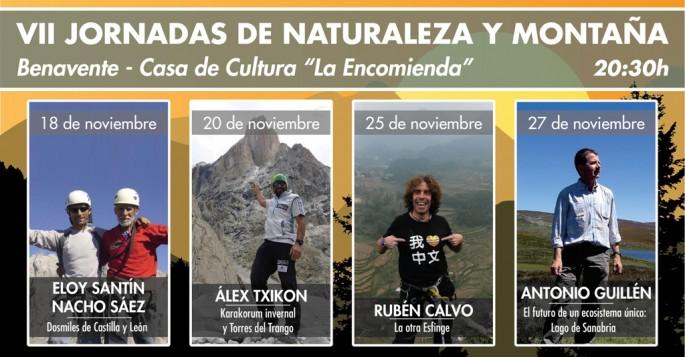 VII jornadas de naturaleza y montaña