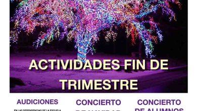 Photo of ACTIVIDADES FIN DE TRIMESTRE DE LA ESCUELA DE MÚSICA DUQUESA PIMENTEL