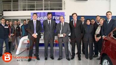 Photo of TALLERES RAMÓN RAMOS VUELVE A RECIBIR UN AÑO MÁS EL PREMIO CHAIRMAN'S