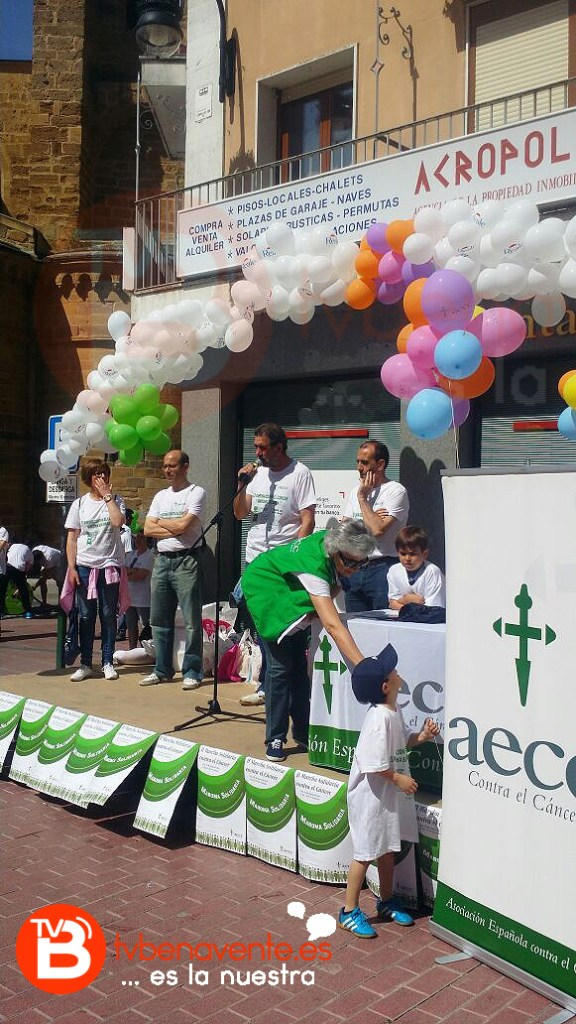 II marcha cancer 14