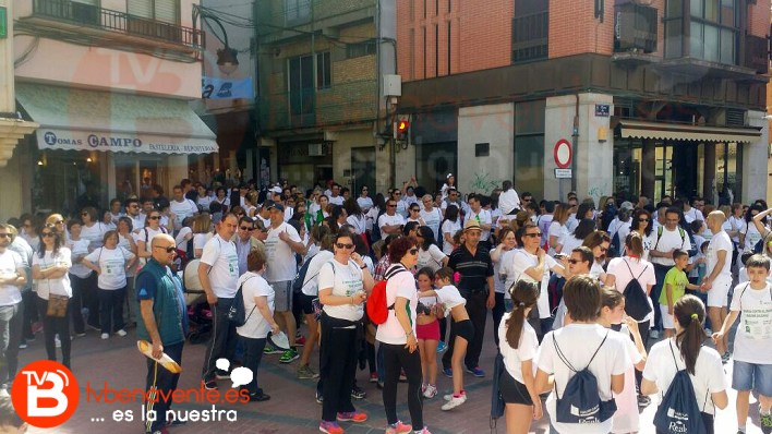 II marcha cancer 16