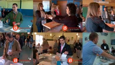 Photo of Todos los candidatos de Benavente ya han ejercido su derecho a voto