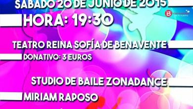 Photo of El próximo 20 de Junio se celebra la gala benéfica de la asociación contra el cáncer de Benavente