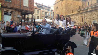 Photo of Fotografías del gran desfile inaugural de las fiestas del toro enmaromado de Benavente 2015