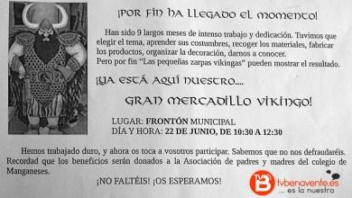 Photo of Gran mercadillo Vikingo en Manganeses de la Polvorosa
