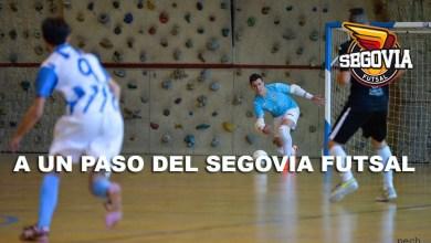 Photo of Dani Simón será jugador del Segovia Futsal en las próximas horas
