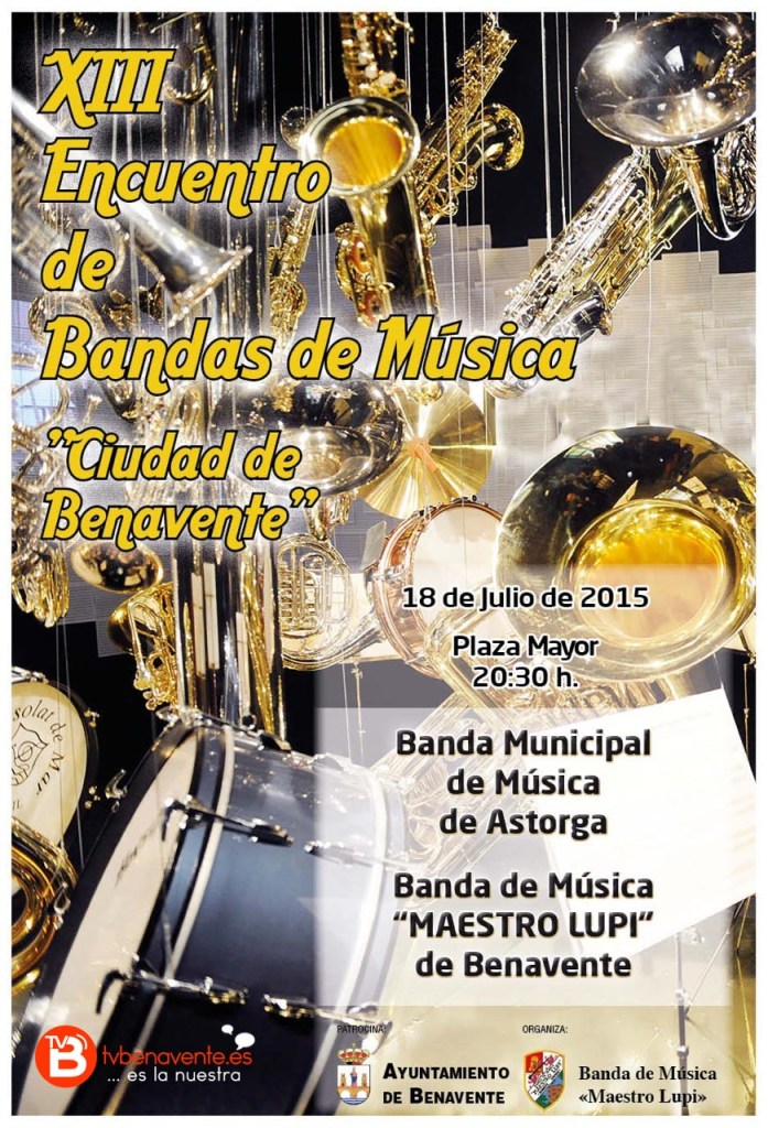 XIII Encuentro de Bandas