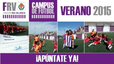 Photo of Abierto el plazo de inscripción para el campus de fútbol del Real Valladolid de Benavente