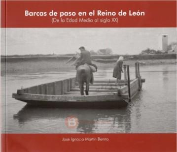 Portada Barcas de paso en el Reino de León