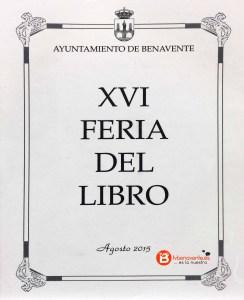 XVI Feria del Libro Benavente