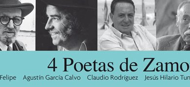 """Photo of Benavente acogerá la exposición """"4 poetas de Zamora"""""""